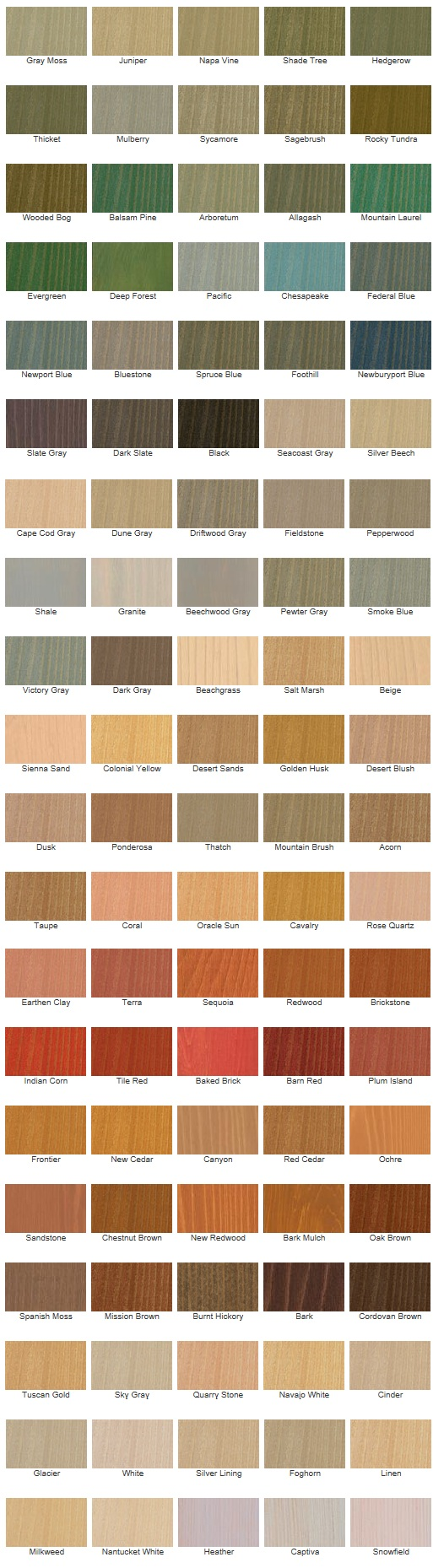 behr semi transparent deck stain color chart joy studio